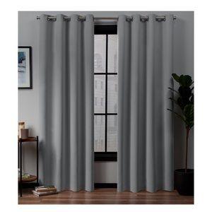 Academy Multi-Pack Grommet Top Curtain Panel
